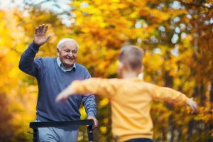 What rights do I have to seek visitation with my grandchild?