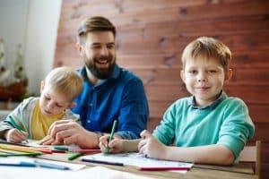Responsible Fatherhood: Establishing Paternity to Strengthen Familial Bonds & Improve Relationships