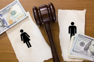 What happens to the family business during divorce?