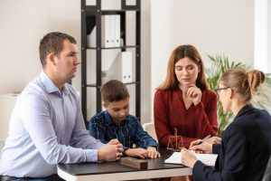 How Has the Court Dealt with Constructive Trusts and Child Support?