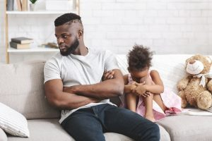 File a motion with the court for contempt by a co-parent