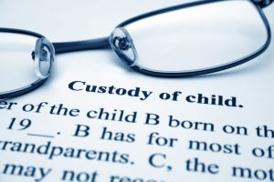 How does a new partner affect my custody situation in New Jersey?