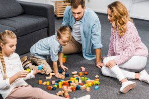 What are my ex's new spouse's legal rights when it comes to my children?