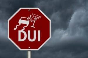 Second Offense DUI
