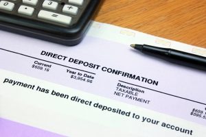 Direct Deposit vs Probation Department for Child Support Payment Attorneys Brick NJ