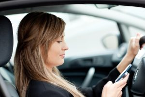 Distracted Driving Charges and Penalties Lawyer Brick and Sea Girt NJ