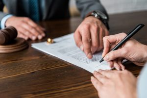 Change in circumstances Divorce Motion Attorneys