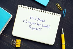 Need a Lawyer to Enforce Child Support for Someone in NJ Prison