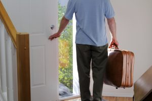 Pitfalls of moving out of the marital home