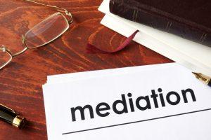 What is the process of Mediation in NJ?