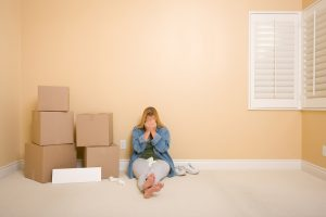 I'm getting a divorce. What happens if I move out of the marital home beforehand?