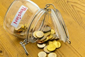 Equitable Distribution of a Pension Plan