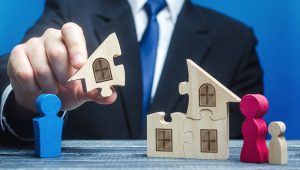 Vacation homes in the divorce process/division of assets