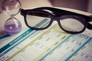 Be aware of your assets, including your retirement funds
