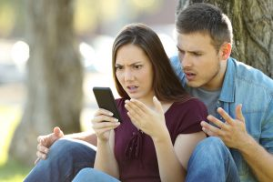 Social Media in Monmouth County Divorce Cases
