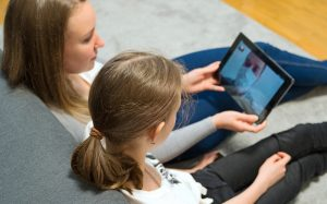 The New Normal: Virtual Parenting Time