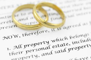 Marital Agreement Attorney Ocean County NJ