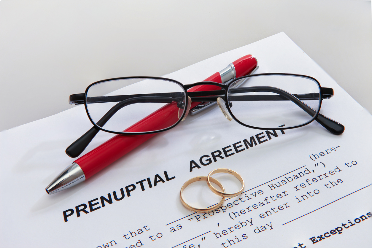 Prenuptial Agreement Attorney Jackson Nj What To Include In A